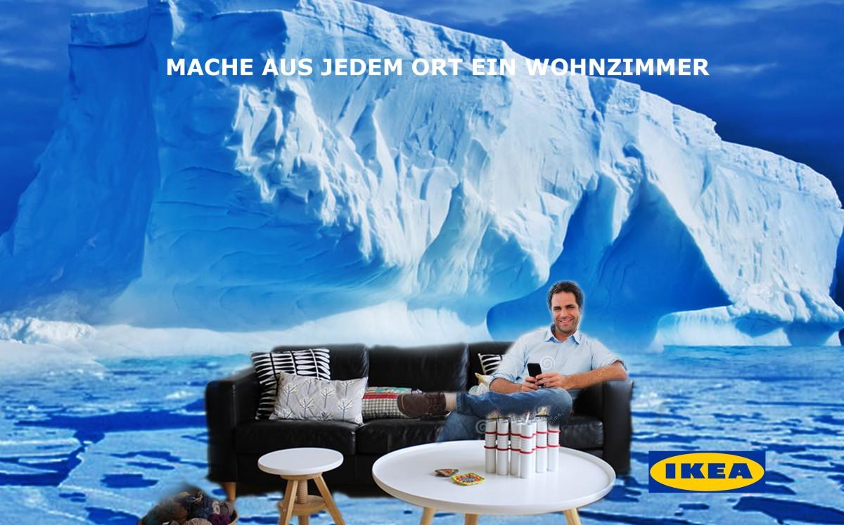 Ikea kalt