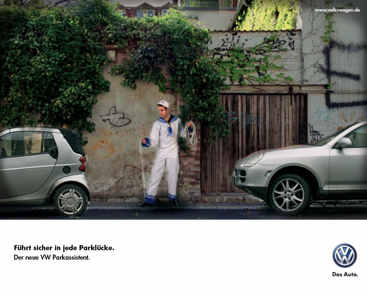 Matrose Werbung